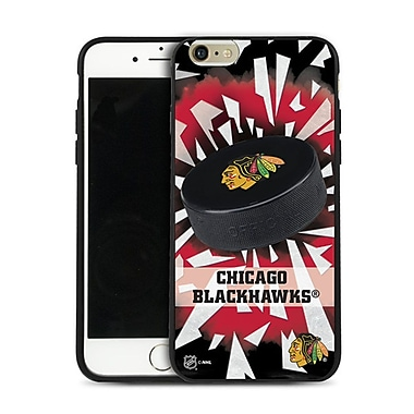 NHL Chicago Blackhawks Puck Shatter Cover Limited Edition, iPhone 6 Plus