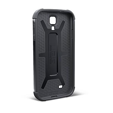 UAG Samsung Galaxy S4 Scout Composite Case, Black/Black