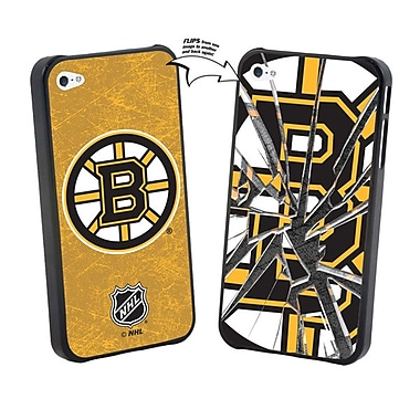 NHL iPhone 5/5S Boston Bruins Broken Glass Case Limited Edition