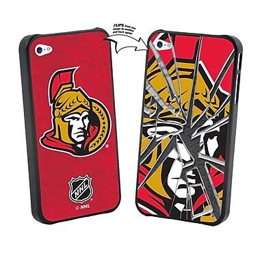 NHL iPhone 5/5S Ottawa Senators Broken Glass Case Limited Edition