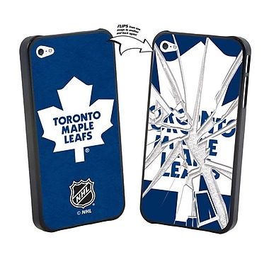 NHL iPhone 5/5S Toronto Maple Leafs Broken Glass Case Limited Edition
