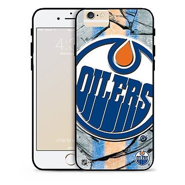 NHL iPhone 6 Edmonton Oilers Large Logo Cover Limited Edition