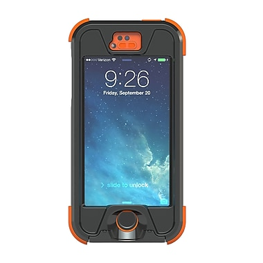 Dog and Bone iPhone 5/5S Wetsuit Case, Electric Orange
