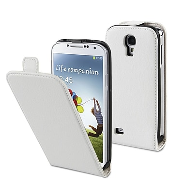 Muvit Samsung Galaxy S4 Slim Case, White