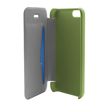 Muvit iPhone 5C Easy Folio Case, Green