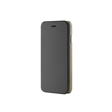 Muvit iPhone 6 Easy Folio Crystal Case, Black