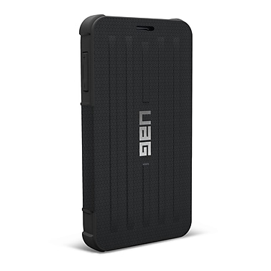 UAG Samsung Galaxy Note 4 Scout Folio Case, Black/Black