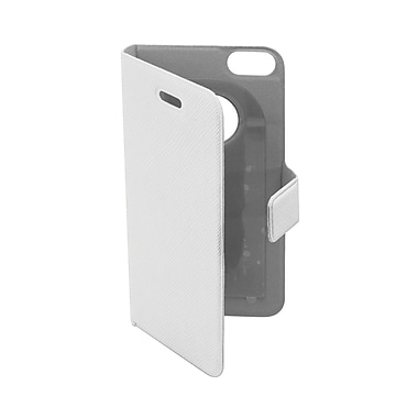 Muvit iPhone 5/5S Ultrathin Book Style Case, White