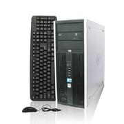 Refurbished HP Elite 8000 C2D 3.0GHz 4GB DDR3 1TB HDD DVD W7Pro 64 Tower