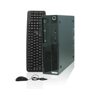 Refurbished Lenovo M70E C2D 3.0 GHz 4GB DDR3 320GB HDD DVD W7Pro 64 SFF