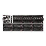 Supermicro® SuperChassis SC847 45 x Bay 4U Rack-Mountable System Cabinet, Black (CSE-847E16-RJBOD1)