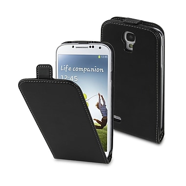 Muvit Samsung Galaxy S4 Slim Case, Black