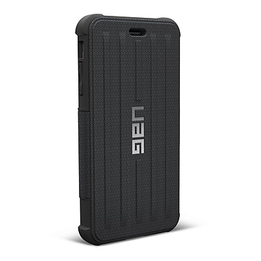 UAG iPhone 6 Plus Scout Folio Case, Black/Black