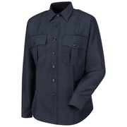 Horace Small Women's Sentry Action Option Long Sleeve Shirt RG x L, Dark navy