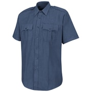 Horace Small Men's Sentry Short Sleeve Shirt SS x 195, French blue heather