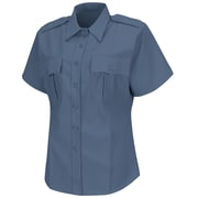 Horace Small Women's Deputy Deluxe Short Sleeve Shirt SS x S, French blue