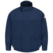 Bulwark  Lined Bomber Jacket - CoolTouch 2 RG x S, Navy
