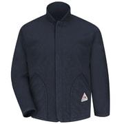 Bulwark  Men's Fleece Sleeved Jacket Liner - Modacrylic blend RG x 3XL, Navy