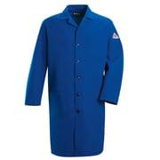 Bulwark  Men's Lab Coat - Nomex  IIIA - 6 oz. RG x M, Royal blue