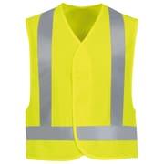 Red Kap  Men's Hi-Vis Safety Vest Yellow & Green, XL