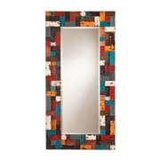 Wildon Home   Zinnia Decorative Mirror