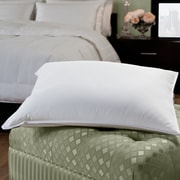 Downlite ''Four Star'' Hotel 50/50 White Goose Down Pillow; Standard