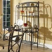 Steve Silver Furniture Brookfield Storage Baker's Rack