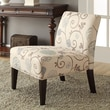 Woodbridge Home Designs Lifestyle Armless Lounge Chair
