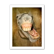 ArtWall Laughing Horse' by Antonio Raggio Photographic Print on Canvas; 36'' H x 28'' W