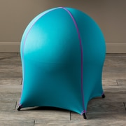 Home Loft Concepts Tuscany Ball Stool; Sky Blue