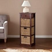 Wildon Home   Khoury 3-Basket Storage Tower