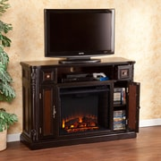 Wildon Home   Gibbs TV Stand with Electric Fireplace