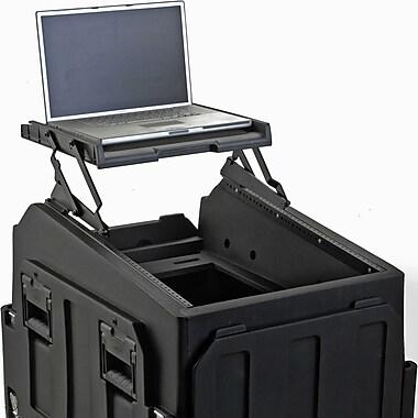 SKB A/V Shelf Case in Black for Mighty Gig Rig