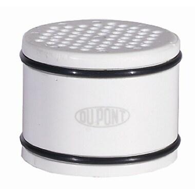 dupont in line shower filtration carbon filter staples. Black Bedroom Furniture Sets. Home Design Ideas