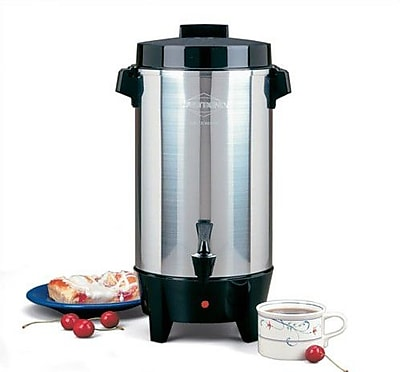 West Bend 12-42 Cup Coffee Maker / Urn WYF078275703510