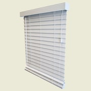 Wildon Home   Faux Wood Venetian Blind; 42.5'' W x 64'' L
