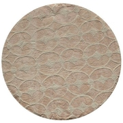 Momeni Lil' Mo Classic Pink / Ivory Area Rug; 4' x 6'