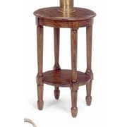 Wildon Home   Console Table; Chestnut