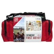 Lifeline 208 Piece Sports Medic Kit