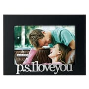 Malden 4'' x 6'' P.S. I Love You Picture Frame