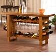 Wildon Home   Montmarte Riddling 30 Bottle Wine Rack