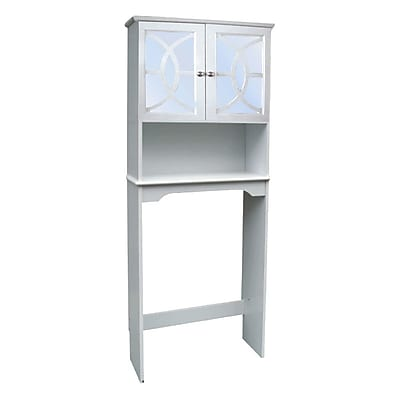 Hazelwood Home 24'' x 68'' Over the Toilet Cabinet