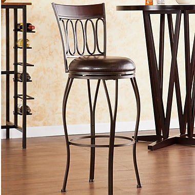 Wildon Home Yorkshire 30'' Swivel Bar Stool