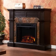 Wildon Home   Middleton Convertible Slate Electric Fireplace