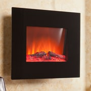 Wildon Home   Becker Wall Mount Electric Fireplace