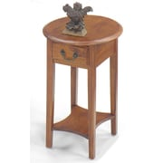 Wildon Home   End Table; Chestnut
