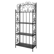 Cole & Grey Etagere Baker's Rack