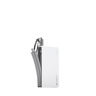 Mophie – Batterie externe micro USB PowerStation Reserve, blanc