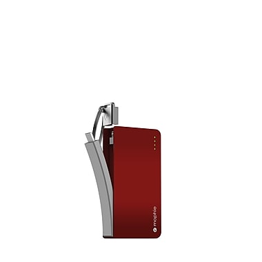 Mophie PowerStation Reserve Micro USB External Battery, Red