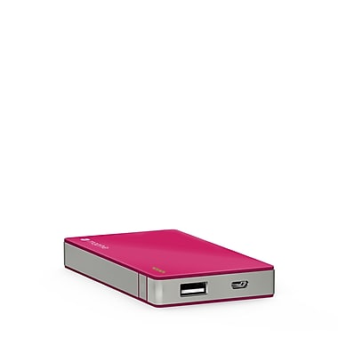 Mophie PowerStation 4000 External Battery, Pink